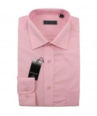 Peter England Mens Plain King Size Shirt