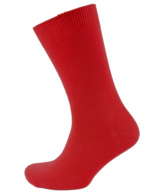 Peter England Flat Knit Plain Sock